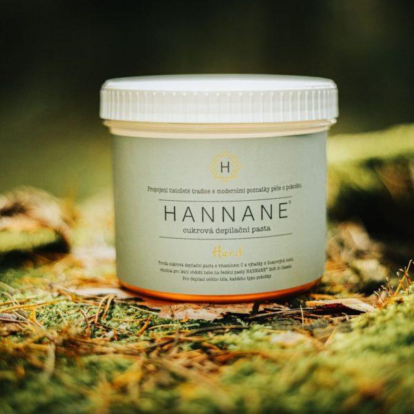 Cukrová depilační pasta Hannane Hard